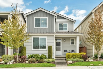 Puyallup Single Family Home For Sale: 17231 116th Ave E