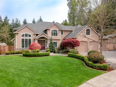 Tacoma Single Family Home For Sale: 15827 33rd Av Ct E