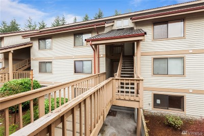 Renton Condo/Townhouse For Sale: 17419 119th Lane SE #E12