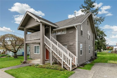 Orting Multi Family Home For Sale: 305 Calistoga St W #1 & 2