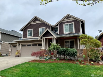 Olympia Single Family Home For Sale: 4002 19th Ave NE