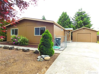 Lacey Single Family Home Pending Inspection: 4401 35th Ave SE
