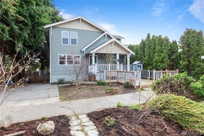 Seattle Multi Family Home For Sale: 2825 NW 71st St