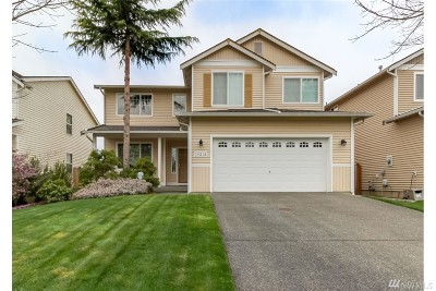 Puyallup Single Family Home For Sale: 15218 87th Ave E