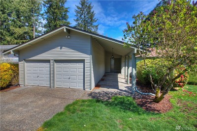 Federal Way Single Family Home For Sale: 32544 30th Ave SW