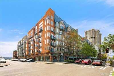 Condo/Townhouse For Sale: 2415 2nd Ave #747