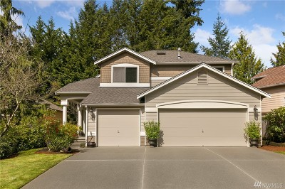 Issaquah Single Family Home For Sale: 4227 258th Ave SE