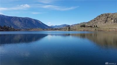 Chelan, Chelan Falls, Entiat, Manson, Brewster, Bridgeport, Orondo Residential Lots & Land For Sale: 95 Shoemaker Rd.