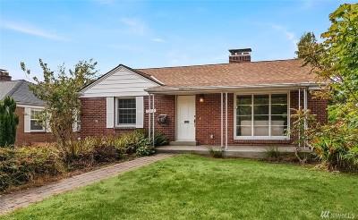 Seattle Single Family Home For Sale: 3309 W Bertona St