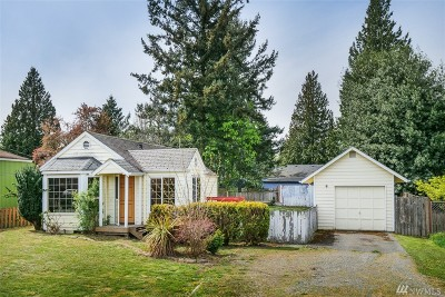 Burien Single Family Home For Sale: 12223 22nd Ave S