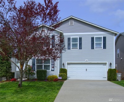 Covington Single Family Home For Sale: 18112 SE 244th St
