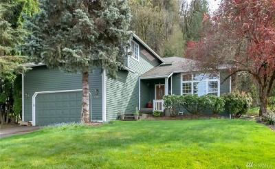 Renton Single Family Home For Sale: 15705 SE 157th St