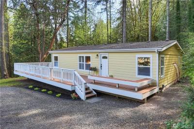 Bainbridge Island Single Family Home For Sale: 8480 NE Hansen Rd