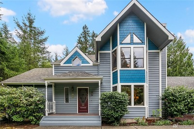 Issaquah Single Family Home Contingent: 25631 SE 149th St