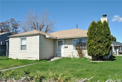 Moses Lake Single Family Home For Sale: 304 Knolls Vista Dr
