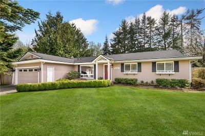 Redmond Single Family Home For Sale: 26419 NE 51st St