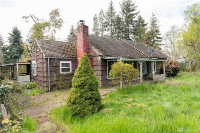 Single Family Home For Sale: 1750 Holcomb Rd