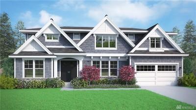 Kirkland Single Family Home For Sale: 6008 111th Ave NE