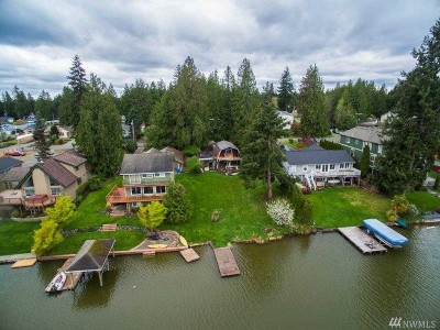 Bonney Lake Single Family Home For Sale: 5306 S Island Dr E