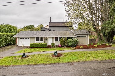 Pierce County Single Family Home For Sale: 4601 N Ferdinand