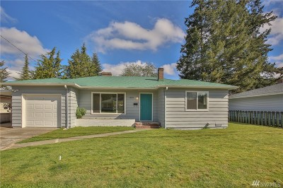 Marysville Single Family Home For Sale: 1909 Grove St