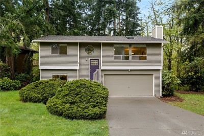 Mukilteo Single Family Home For Sale: 10004 50th Place W