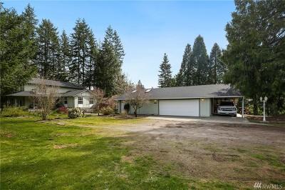 Tacoma Single Family Home For Sale: 2726 156th St E