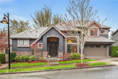 Issaquah Single Family Home For Sale: 2156 NW Harmony Wy