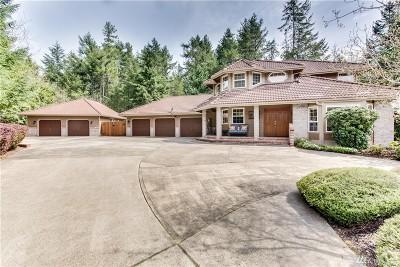 Port Orchard Single Family Home For Sale: 8937 Genesis Lane SE