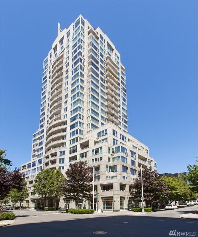 Condo/Townhouse For Sale: 2600 2nd Ave #608