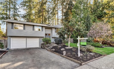 Bothell Single Family Home For Sale: 3228 198th Place SE