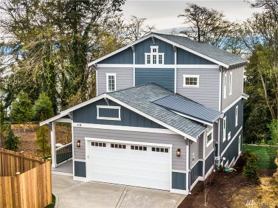Anacortes Single Family Home For Sale: 118 Haddon Road