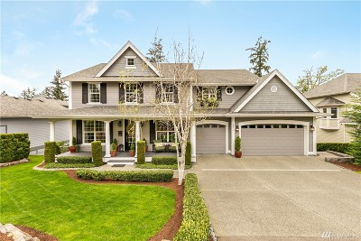 Sammamish Single Family Home For Sale: 411 211th Ave NE