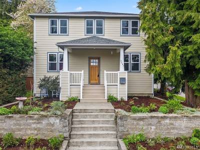 Seattle Single Family Home For Sale: 7557 32nd Ave NE