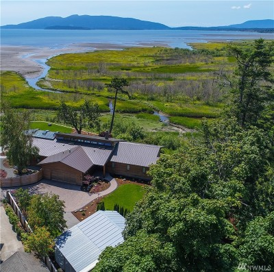 Bellingham Single Family Home For Sale: 1505 Island View Drive