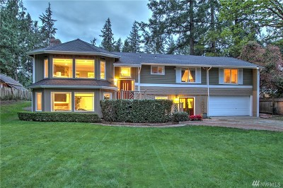 Sammamish Single Family Home For Sale: 21511 SE 22nd St
