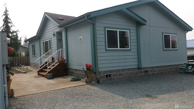 Skagit County Single Family Home For Sale: 12370 N Mill St