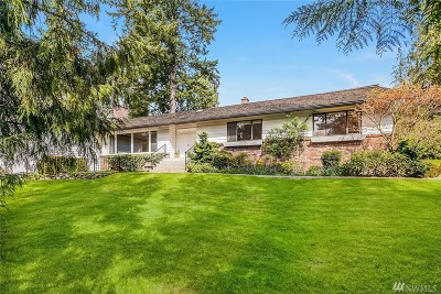 Issaquah Single Family Home For Sale: 5130 229th Ave SE