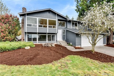 Kirkland Single Family Home For Sale: 12619 NE 134th Place