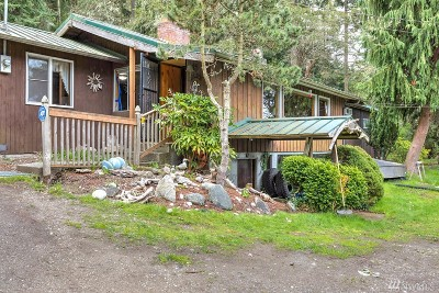 Single Family Home For Sale: 1673 Madrona Wy