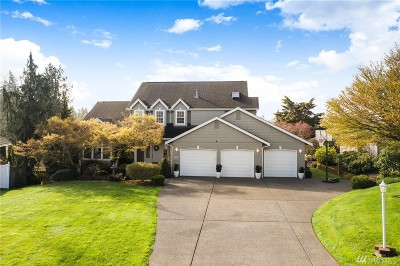 Tumwater Single Family Home Contingent: 1927 80th Ave SE