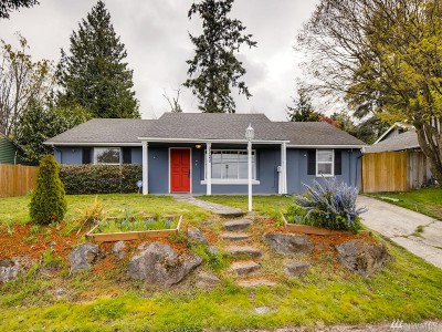 Seattle Single Family Home For Sale: 9220 23rd Ave SW