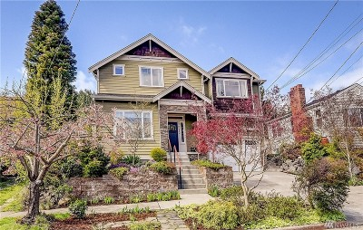 Seattle Single Family Home For Sale: 7023 Dibble Ave NW