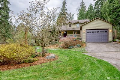 Snohomish County Single Family Home For Sale: 4916 W Interurban Blvd