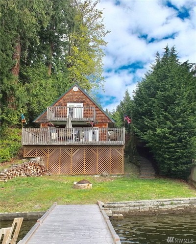 Stanwood Single Family Home For Sale: 18718 75th Ave NW