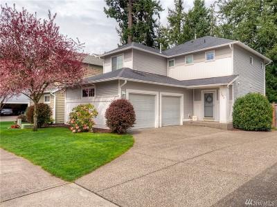 Dupont Single Family Home For Sale: 1266 Hudson St