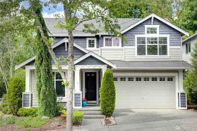Issaquah Single Family Home For Sale: 3010 NE Logan St