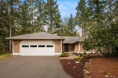 Gig Harbor Single Family Home For Sale: 4616 35th Avenue Ct NW