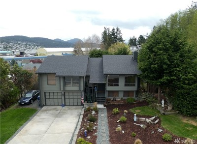 Anacortes WA Single Family Home For Sale: $448,000