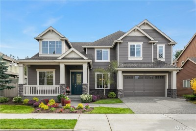 Sammamish Single Family Home For Sale: 21261 SE 25th St
